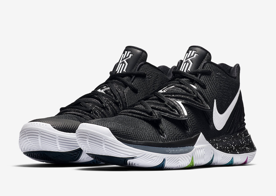 Nike Kyrie 5 Black Magic AO2918-901 Release Date