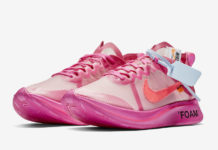Off-White Nike Zoom Fly SP Pink AJ4588-600 Release Date Price
