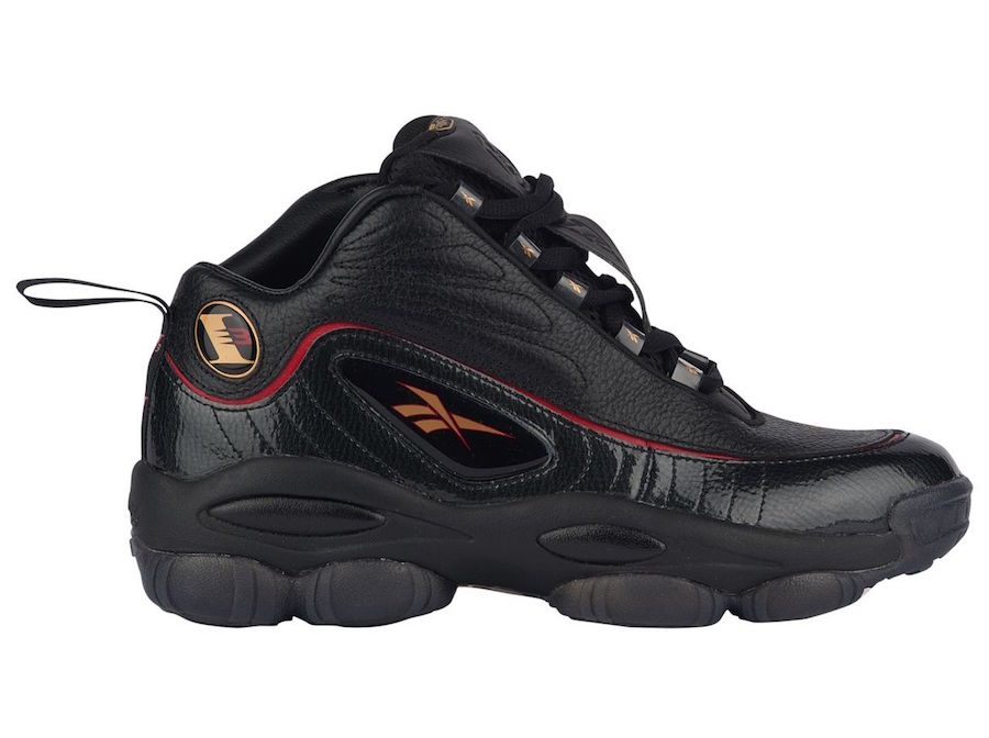Reebok Iverson Legacy Black Red Release Date