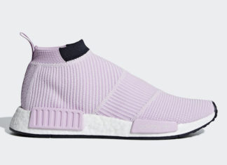 adidas NMD City Sock Clear Lilac B37658