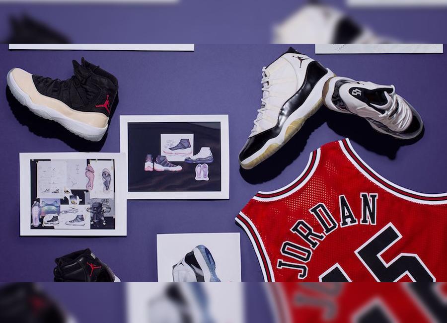 Air Jordan 11 OG Samples &quot;/&gt; </div> <p>  Jordan Brand will bring back the original&quot; Air Jordan 11 &quot;Concord on December 8th in Men, Primary, Preschool, Toddler. </p> <p>  Before the official launch, Nike SNKRS takes us behind the design of the Air Jordan 1<div class=