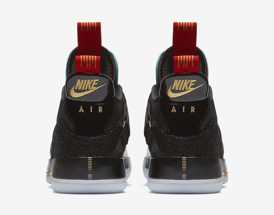 factory price 98187 c18cb Air Jordan 33 CNY Chinese New Year AQ8830-007 Release Date