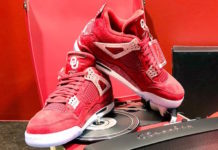 87ac3b194bdc68 Air Jordan Oklahoma Sooners Collection - Sneaker Bar Detroit