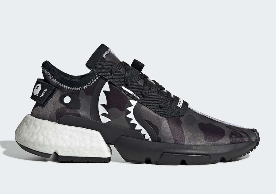 Bape x Neighborhood adidas POD s3.1-EE9431-1