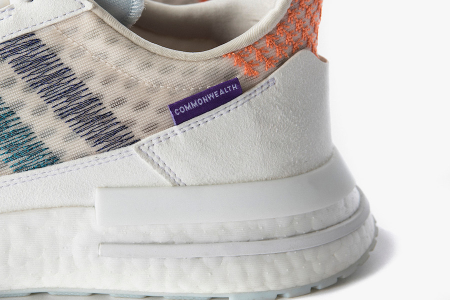 Commonwealth adidas Consortium ZX 500 RM DB3510 Release Date