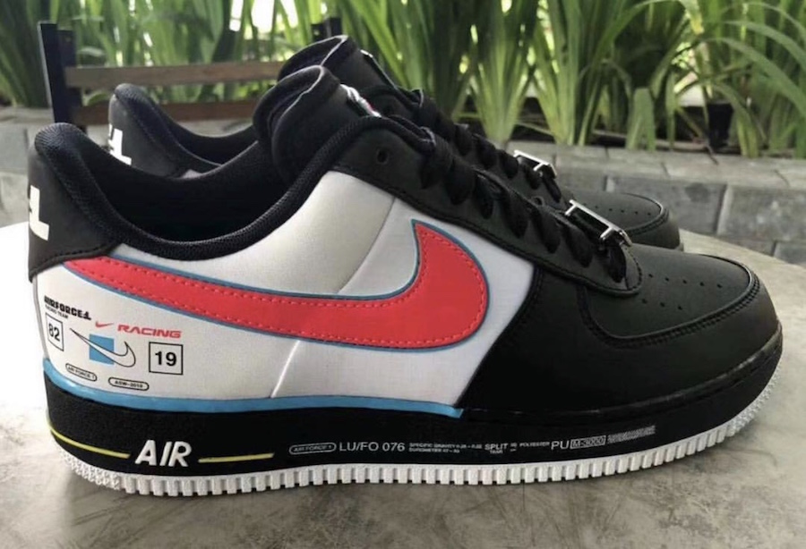 Nike Air Force 1 Low Racing Release Date