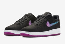 Nike Air Force 1 Premium Active Fuchsia Blue Lagoon AT4143 001 Release Date