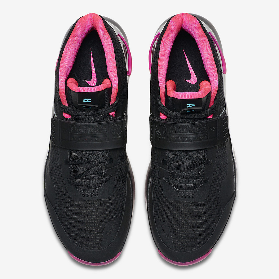 Nike Air Force Max Pink Blast AR0975-004 Release Date