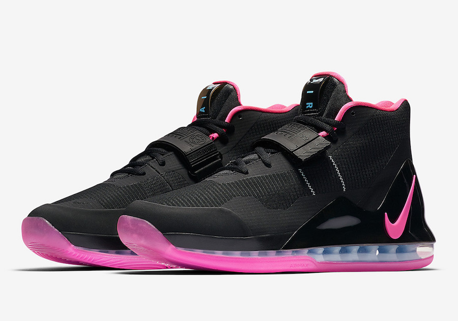 pretty nice 32fed 23ee7 Nike Air Force Max Pink Blast AR0975-004 Release Date - SBD