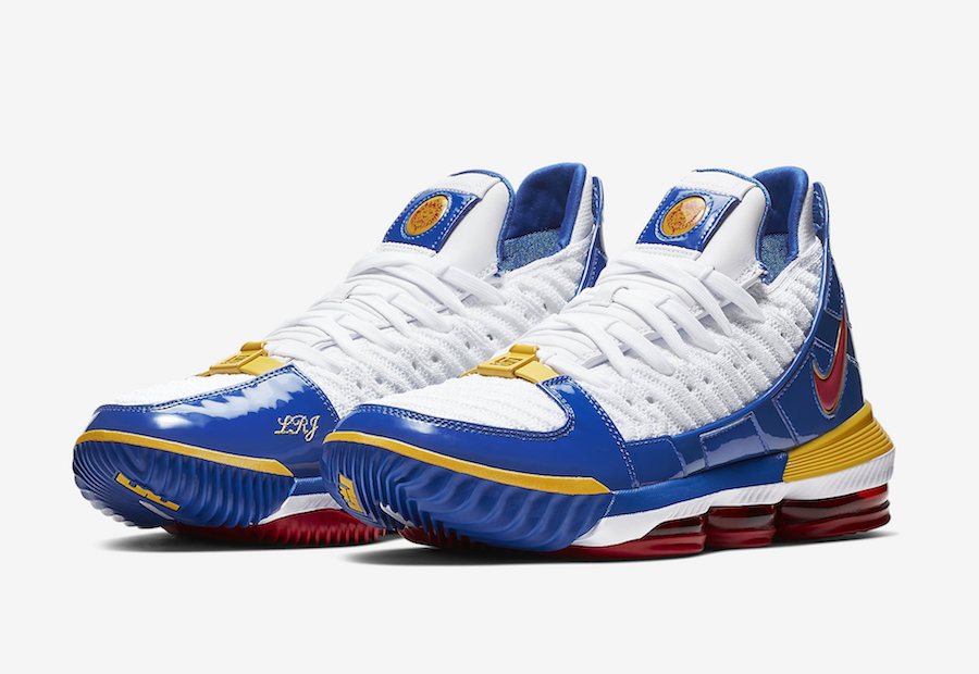 "new product ee7f1 36efc How To Buy The Nike LeBron 16 ""SuperBron"""