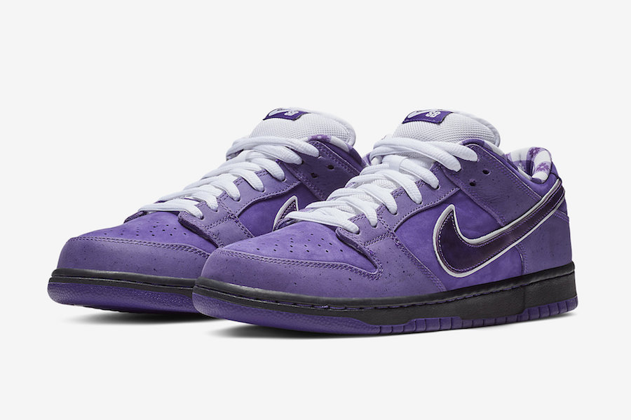 Nike SB Dunk Low Pro Purple Lobster BV1310-555 Release Date Price
