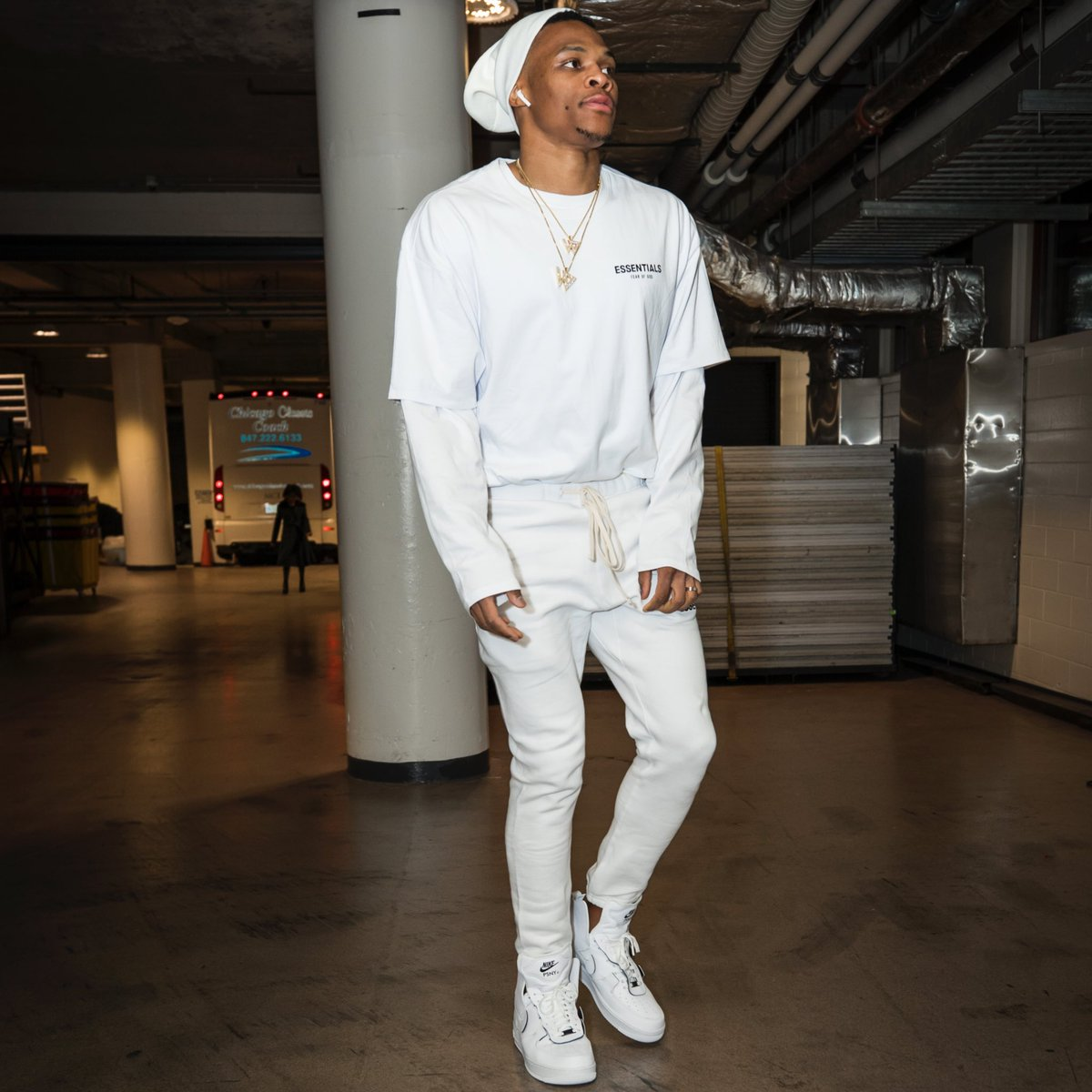 c4bbf233cc087 Russell Westbrook – PSNY x Nike Air Force 1 High