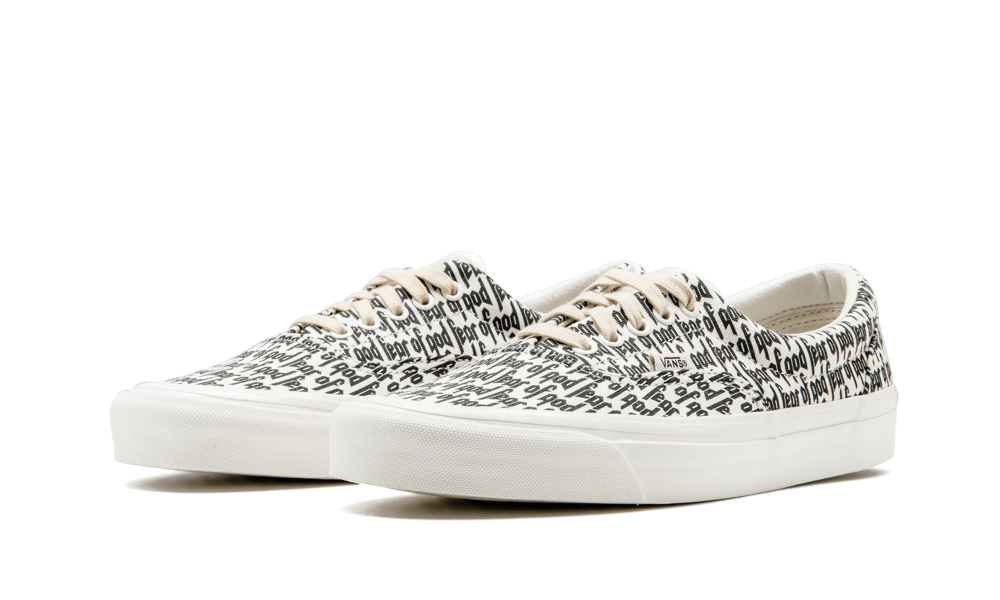 Vans Era 95 Fear of God 2016 Release Date