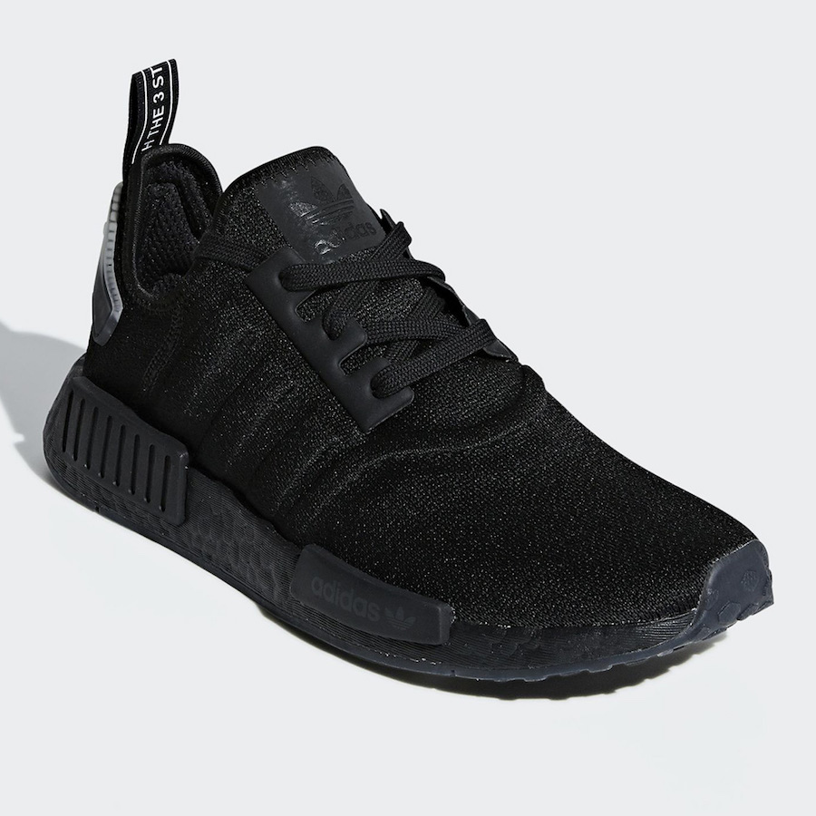 adidas NMD R1 Black BD7745 Release Date