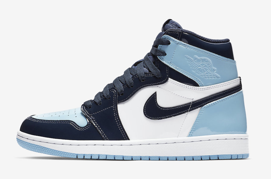 Air Jordan 1 Blue Chill Womens CD0461-401 Release Date