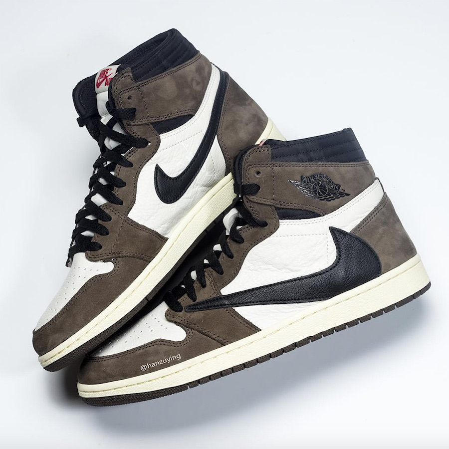 ab8ad71496d2 Travis Scott Air Jordan 1 CD4487-100 Release Date - Sneaker Bar Detroit