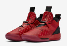 Air Jordan 33 University Red AQ8830-600 Release Date Price