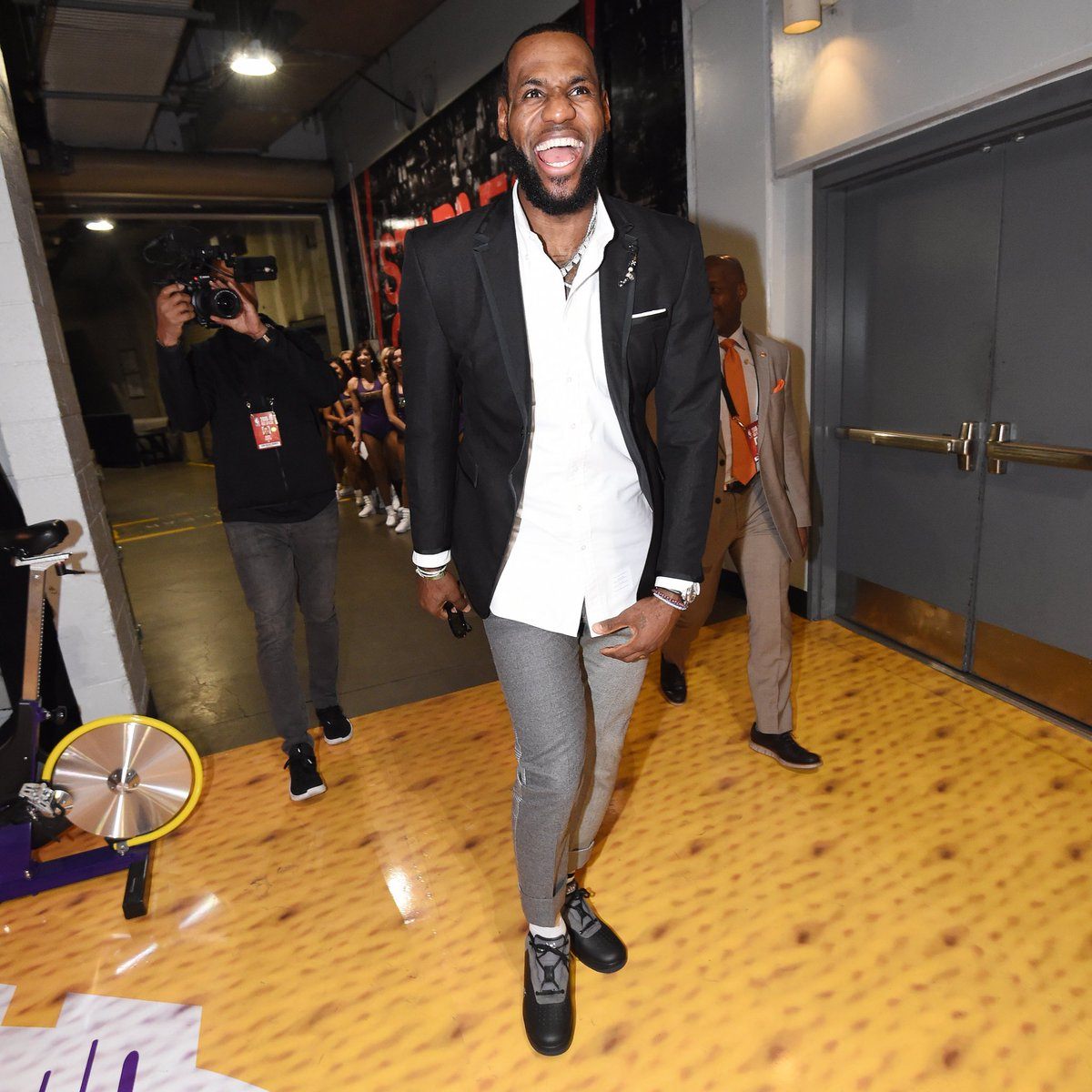 the latest ce588 b8fe3 LeBron James – A-COLD-WALL x Nike Air Force 1
