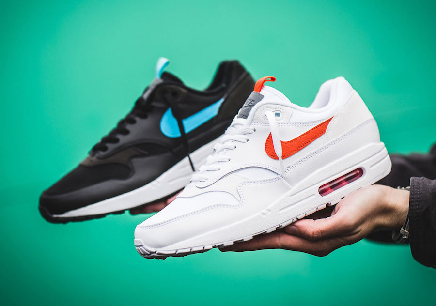 wholesale dealer 466df 54bf7 Nike Air Max 1 Now Releasing With Tongue Pull Tabs