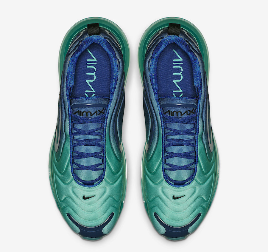 Nike Air Max 720 Green Carbon AO2924-400 Release Date