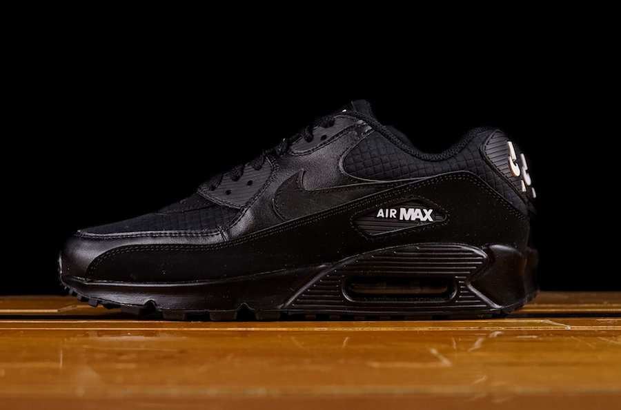 wholesale dealer 6eccd 77503 Nike Air Max 90 Black White AJ1285-019 - Sneaker Bar Detroit