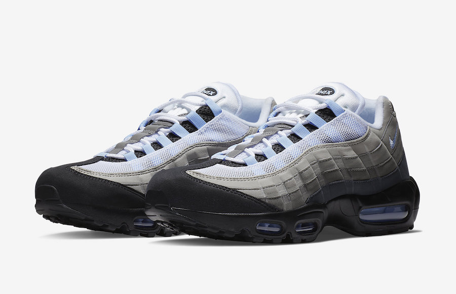 new products 6350d bbe3f Nike Air Max 95 Aluminum CD1529-001 Release Date