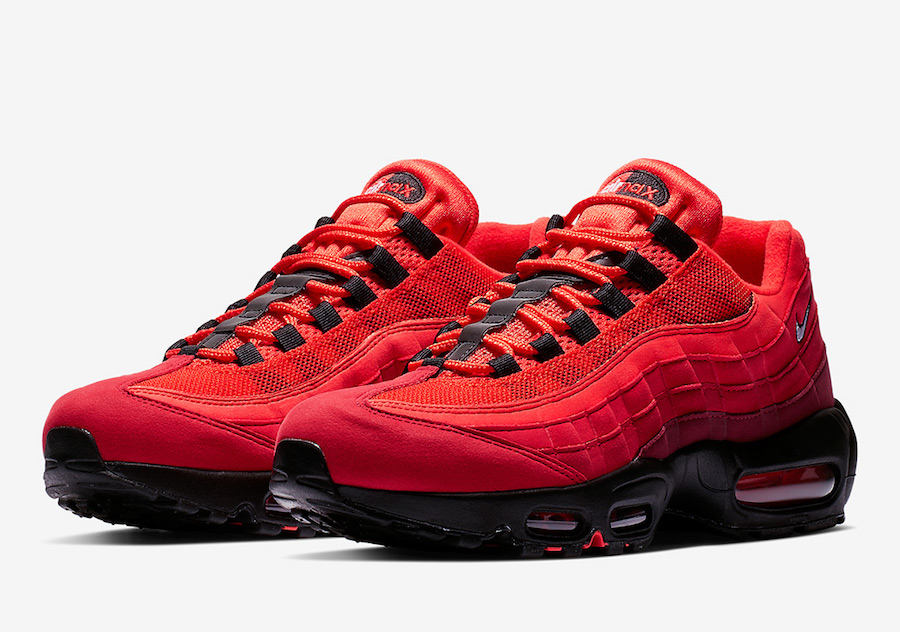 Nike Air Max 95 Habanero Red AT2865-600 Release Date