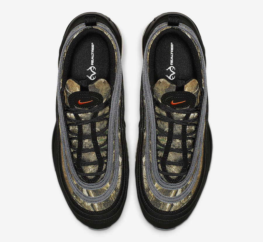 Nike Air Max 97 Realtree Camo BV7461 001 Release Date SBD