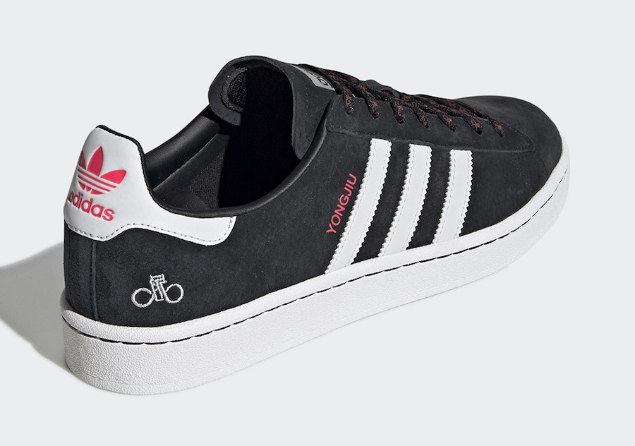 adidas Campus Forever Bicycle G27580 Release Date