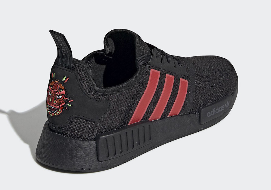 59b8f134986 adidas NMD R1 CNY Chinese New Year G27576 Release Date - SBD