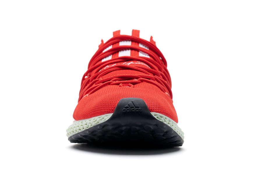 adidas Y-3 Runner 4D Red Release Date