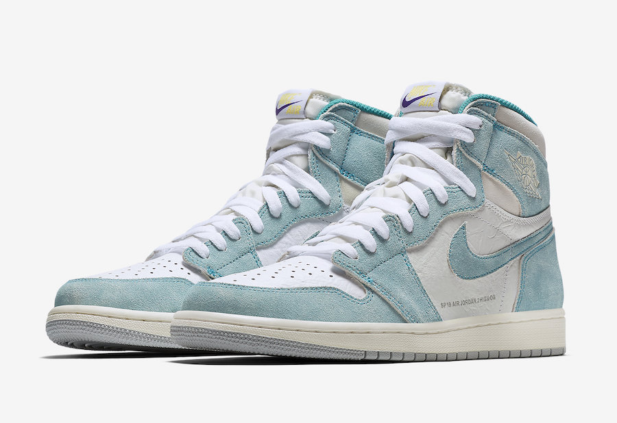 hot sale online 24851 1f52f Air Jordan 1 High OG Turbo Green 555088-311 Release Date Price