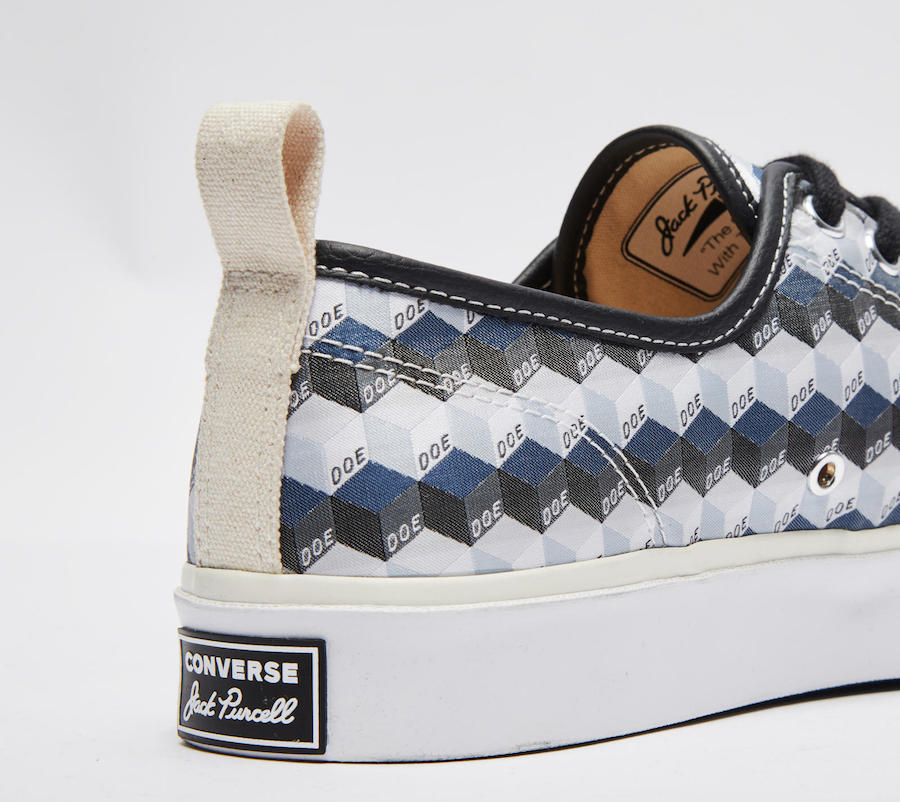 DOE Converse Be Formeless Collection Release Date