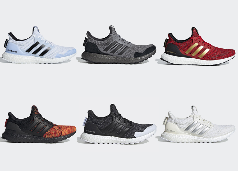 Game of Thrones adidas Ultra Boost Release Date