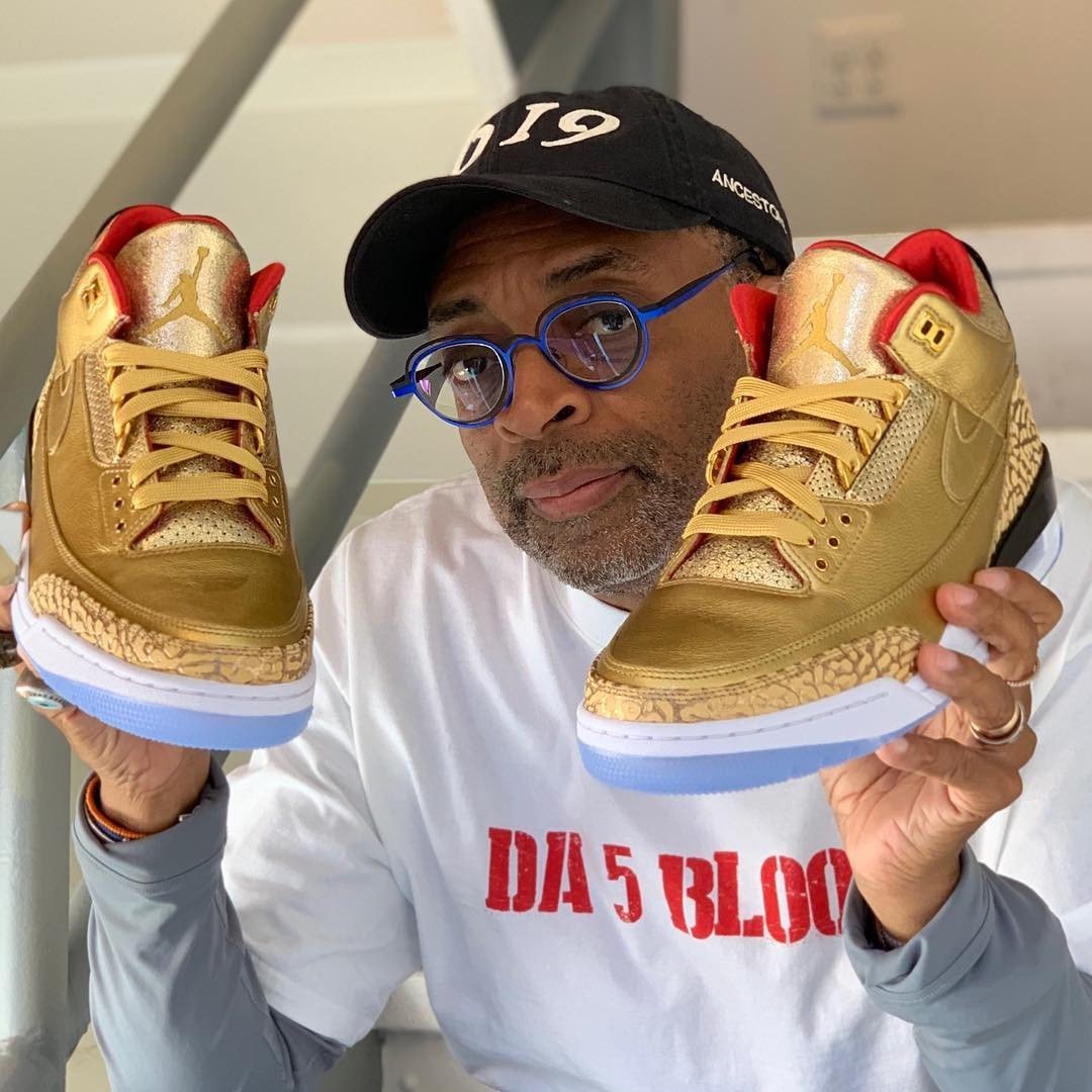 Gold Oscars Air Jordan 3 JTH Spike Lee 2019 Release Date