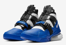 Nike Air Force 270 Utility Racer Blue AQ0572-400