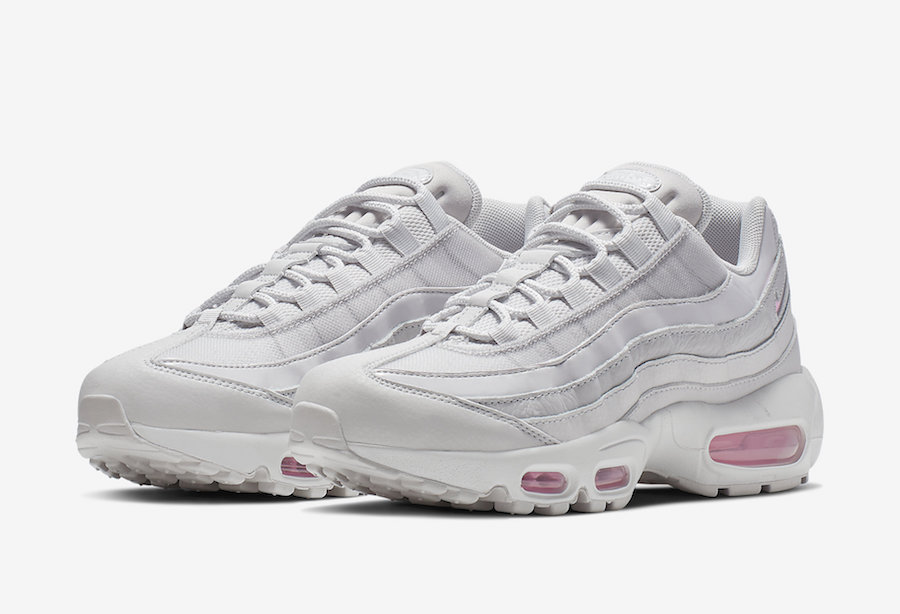 on sale bcc23 deeb0 Nike Air Max 95 Psychic Pink AQ4138-002 Release Date - SBD