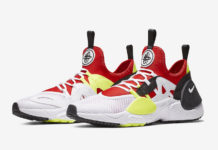 Nike Huarache EDGE TXT AO1697-100 University Red Volt