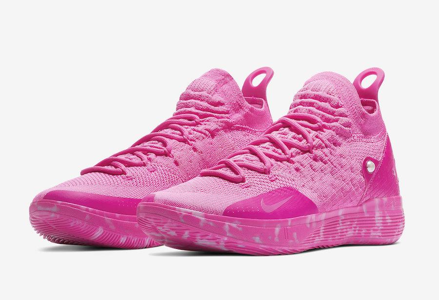 0dff2574519e Nike KD 11 Aunt Pearl BV7721-600 Release Date - Sneaker Bar Detroit