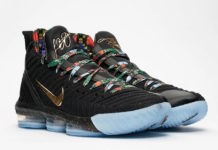 Nike LeBron 16 Watch The Throne Release Date CI1518-001 Release Date Price