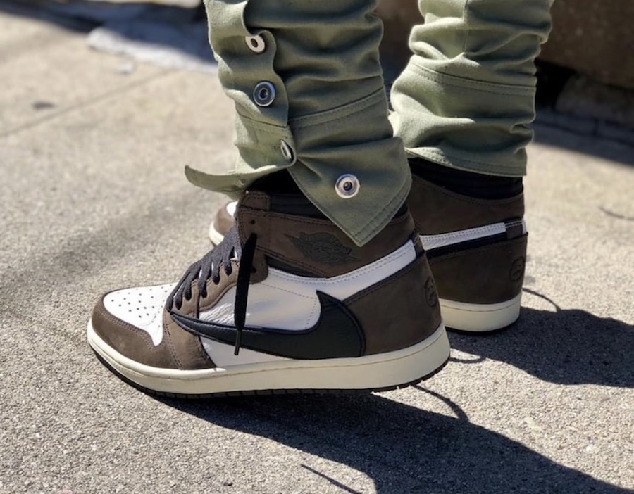 check out 558fd 9b064 Travis Scott Air Jordan 1 Cactus Jack 2019 Release Date