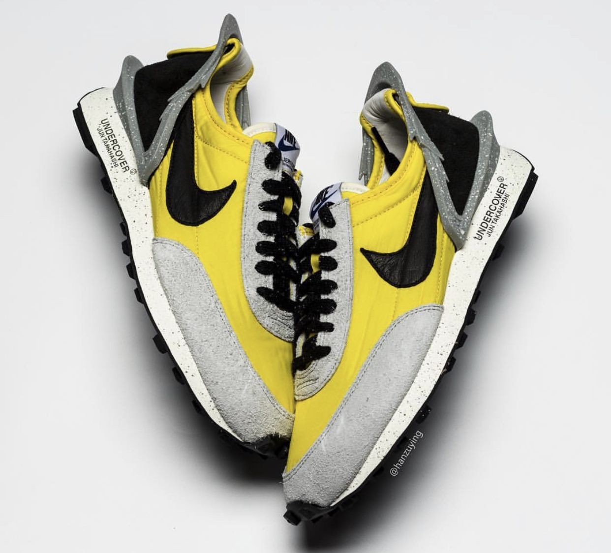 Undercover Nike Daybreak Yellow BV4594-700 Release Date