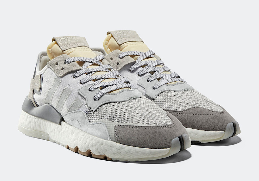 adidas Nite Jogger White CG5950 Release Date