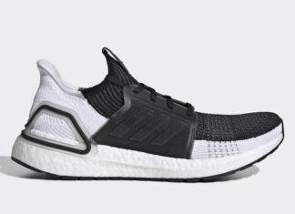 adidas Ultra Boost Black Grey B37704