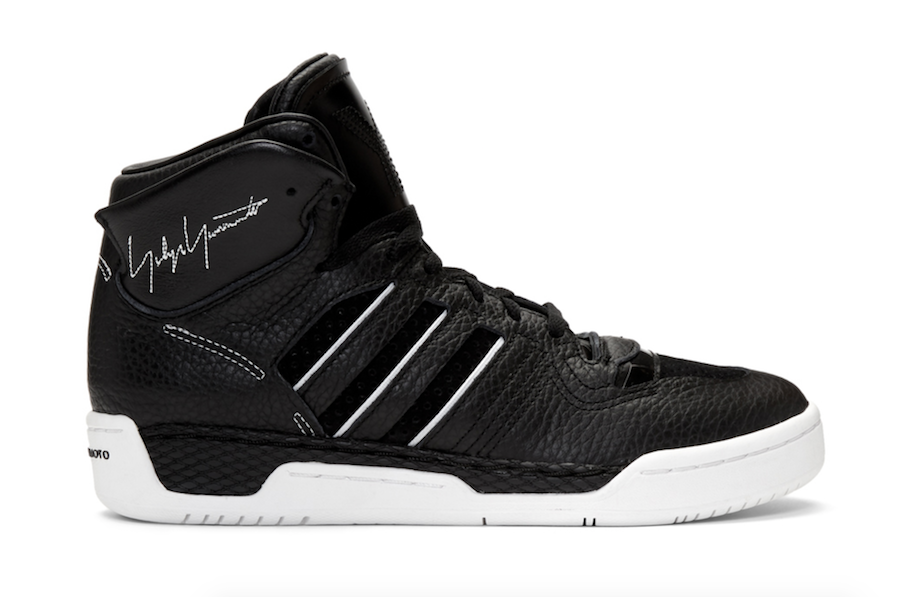 adidas Y-3 Hayworth Black White G54056