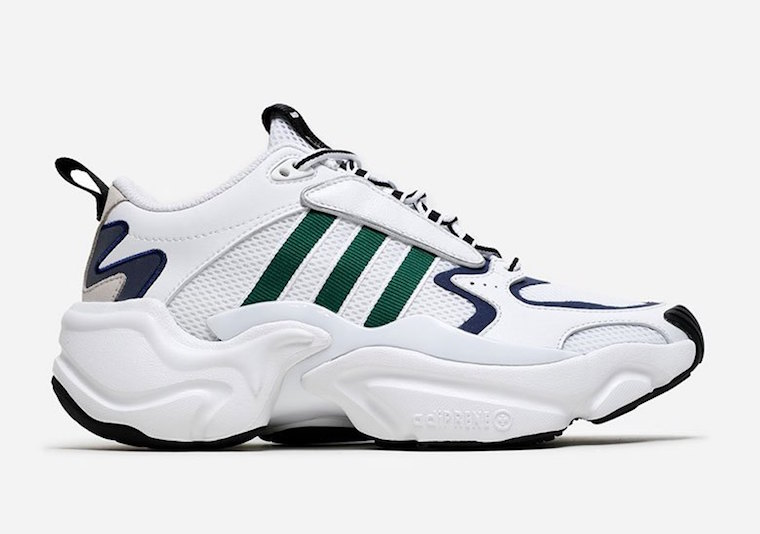 Naked adidas Magmur Runner Friends Family Release Date