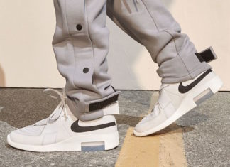Nike Air Fear of God Raid Light Bone AT8087-001 Release Date