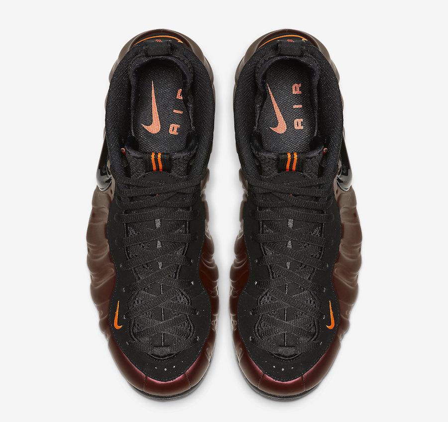 Nike Air Foamposite Pro Hyper Crimson Black 624041-800 Release Date Price
