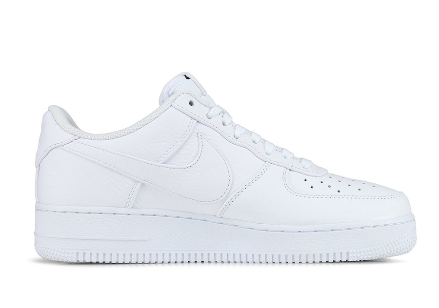 Nike Air Force 1 Low White Big Swoosh AT4143-103 Release Date