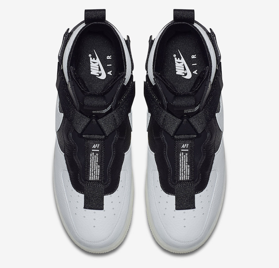Nike Air Force 1 Utility Mid Orca AQ9758-100 Release Date Price